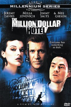 The million dollar hotel cover image