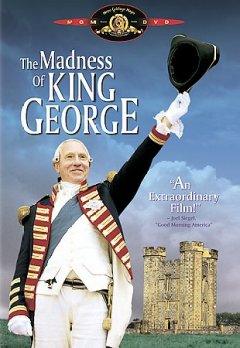 The madness of King George cover image