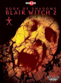 Book of shadows Blair Witch 2 cover image