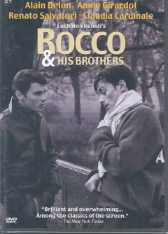 Rocco e i suoi fratelli Rocco and his brothers cover image