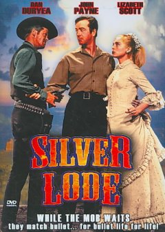 Silver lode cover image