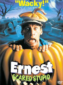 Ernest scared stupid cover image