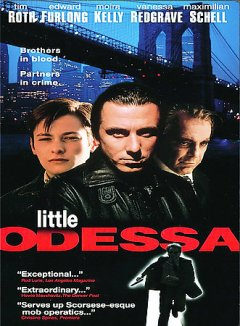 Little Odessa cover image