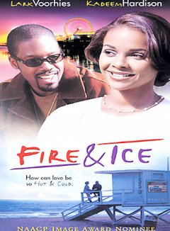 Fire & ice cover image