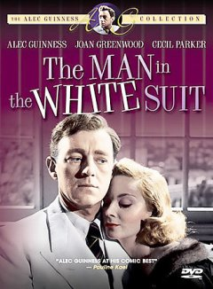 The man in the white suit cover image