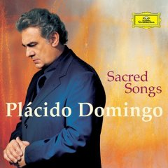 Sacred songs cover image