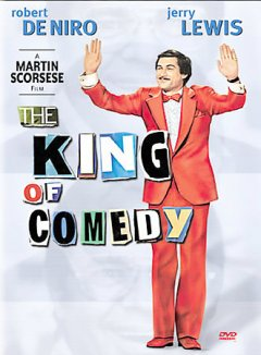 The king of comedy cover image