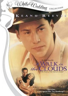 A walk in the clouds cover image