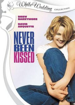 Never been kissed cover image