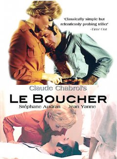 Le boucher The butcher cover image