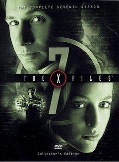 The X-Files. Season 7 cover image
