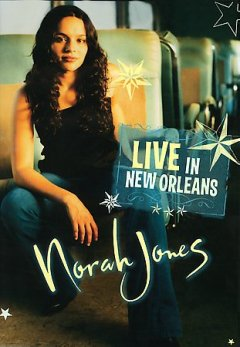 Norah Jones live in New Orleans cover image