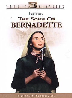 Franz Werfel's The song of Bernadette cover image