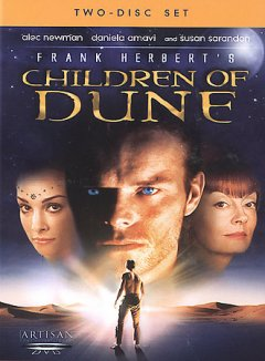 Frank Herbert's Children of Dune cover image