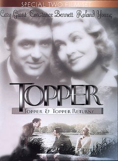 Topper Topper returns cover image