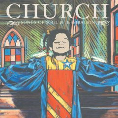 Church songs of soul & inspiration cover image