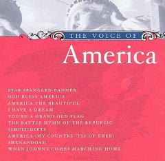 The voice of America cover image