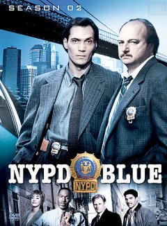 NYPD Blue. Season 2 cover image