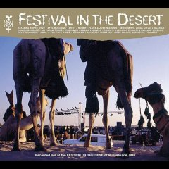 Festival in the desert cover image