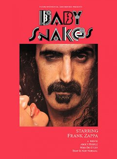 Baby snakes cover image