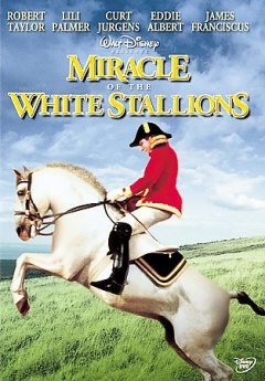 Miracle of the white stallions cover image