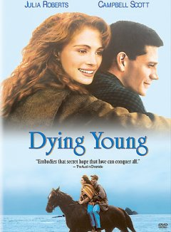 Dying young cover image