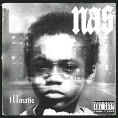 Illmatic 10 year anniversary Illmatic platinum series cover image