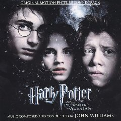 Harry Potter and the prisoner of Azkaban original motion picture soundtrack cover image