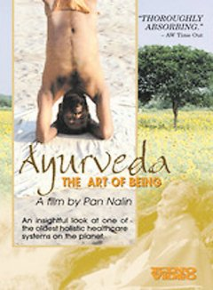 Ayurveda the art of being cover image
