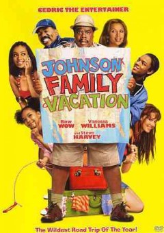 Johnson family vacation cover image