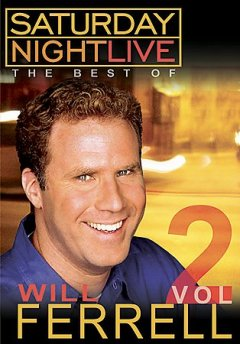 Saturday night live. The best of Will Ferrell. Vol. 2 cover image