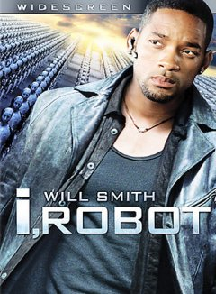 I, robot cover image