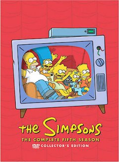 The Simpsons. Season 5 cover image