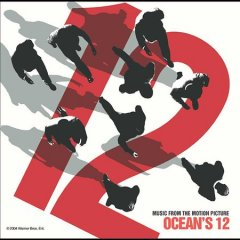 Music from the motion picture Ocean's twelve cover image