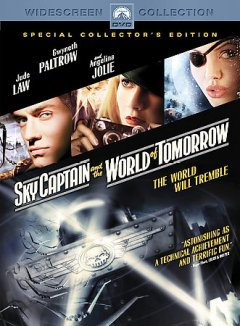 Sky Captain and the world of tomorrow cover image