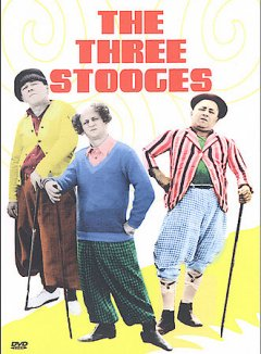 The three stooges. Volume 2 cover image