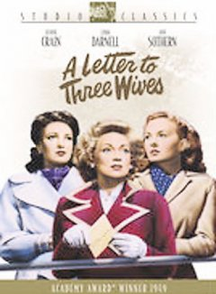 A letter to three wives cover image