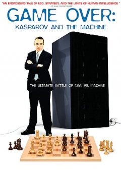 Game over Kasparov and the machine cover image