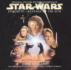 Star wars, episode III, revenge of the Sith original motion picture soundtrack cover image