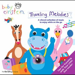 Baby Einstein. Traveling melodies cover image