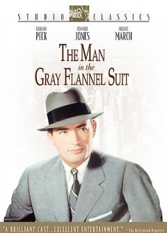 The man in the gray flannel suit cover image