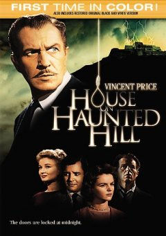 House on Haunted Hill cover image