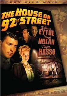 The house on 92nd Street cover image