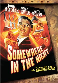 Somewhere in the night cover image