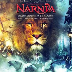 The chronicles of Narnia the lion, the witch and the wardrobe : [original soundtrack] cover image