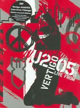 U2 Vertigo 2005 : U2 live from Chicago cover image
