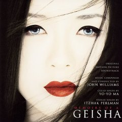 Memoirs of a geisha original motion picture soundtrack cover image