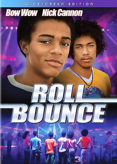 Roll bounce cover image