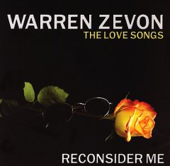 Reconsider me the love songs cover image