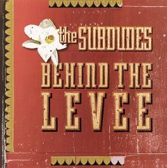 Behind the levee cover image